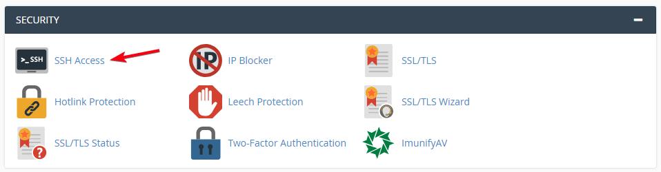 Hướng dẫn truy cập SSH vào Share Hosting - vHost vn