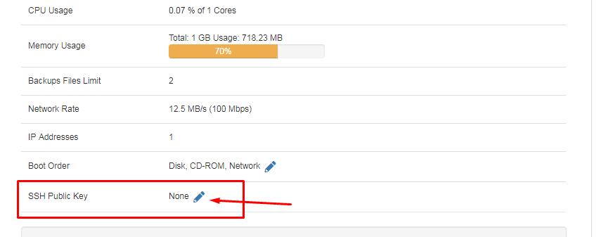 Hướng dẫn cách chèn SSH KEY cho dịch vụ Cloud VPS - vHost vn